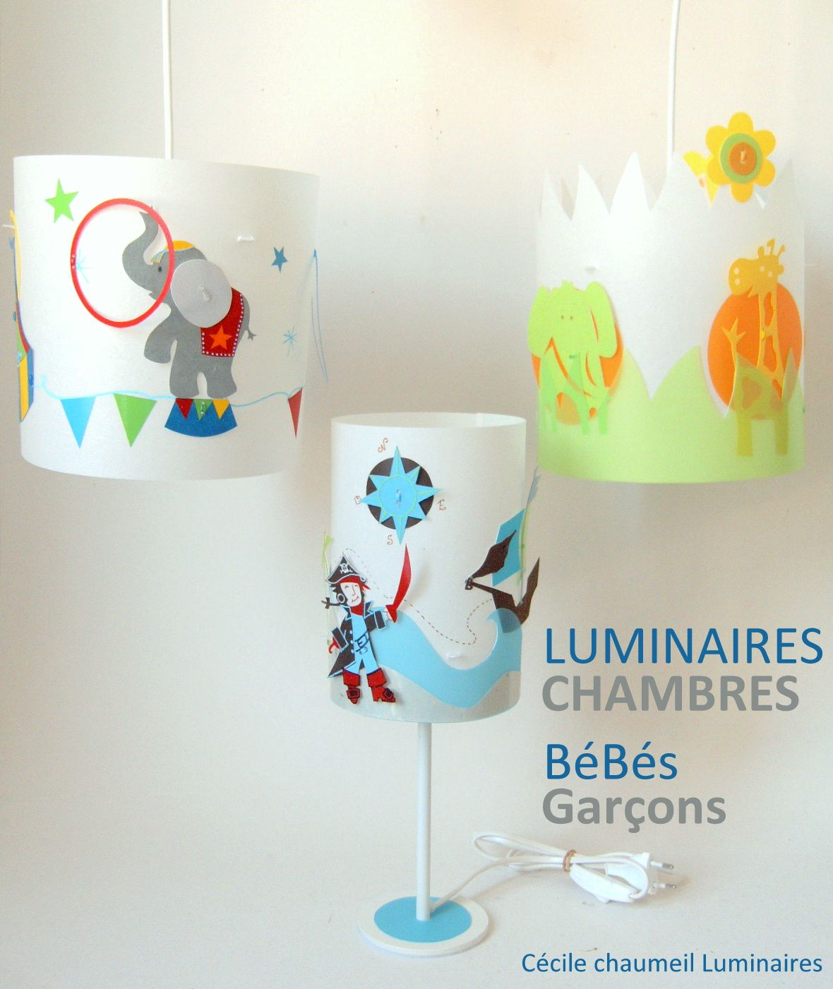awesome luminaire chambre bebe garcon gallery - lalawgroup
