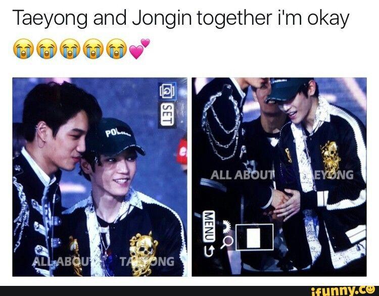 Kai & Taeyong ♡♥