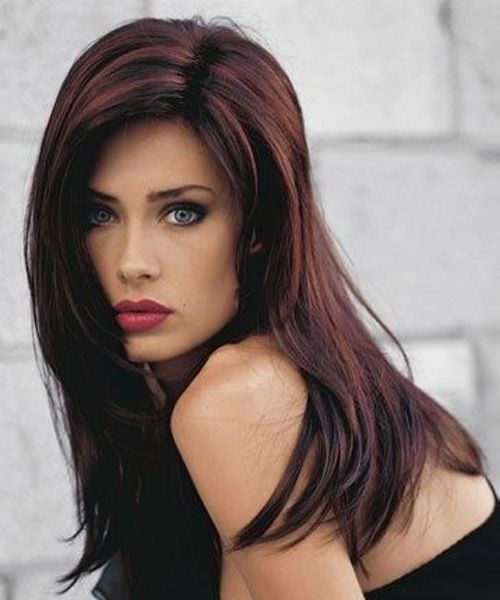 Original  Hair Haircolor Auburn Hair Color New Hair Color Fall Hair Color