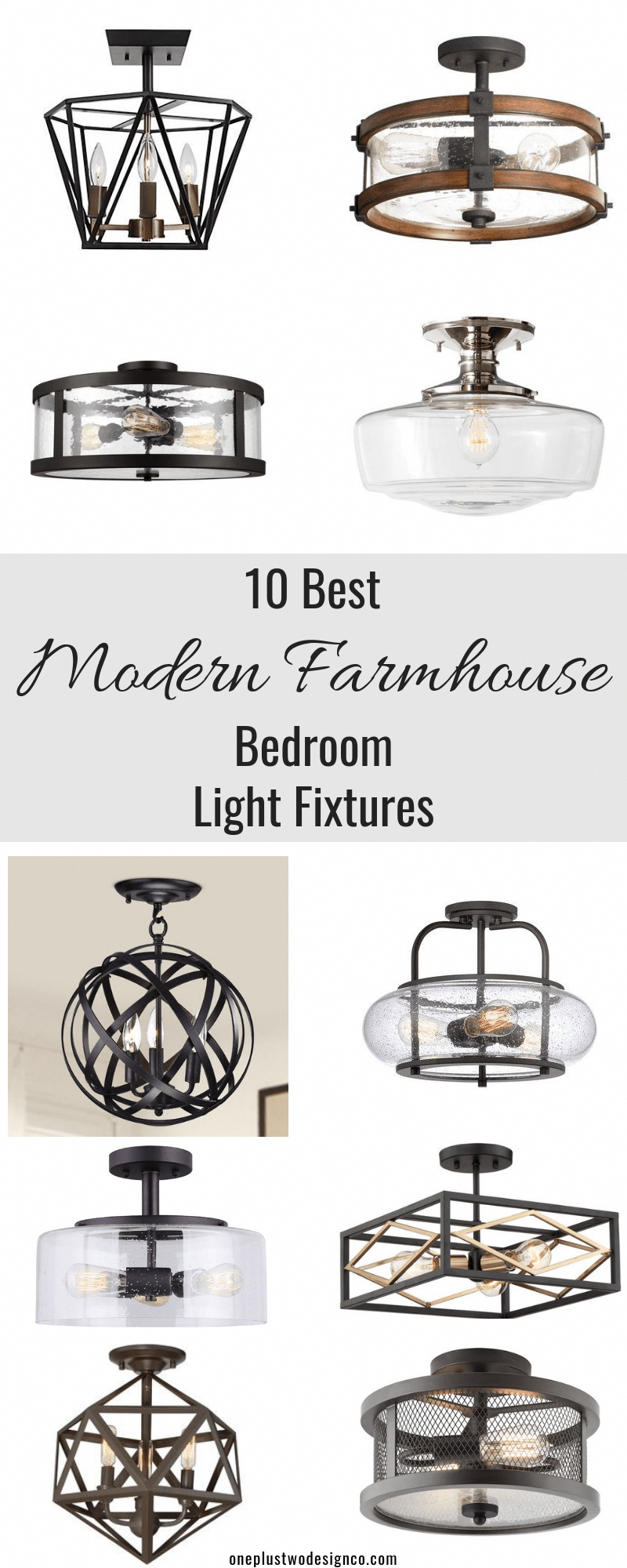 Choose one of these top 10 semi flush fixtures for your