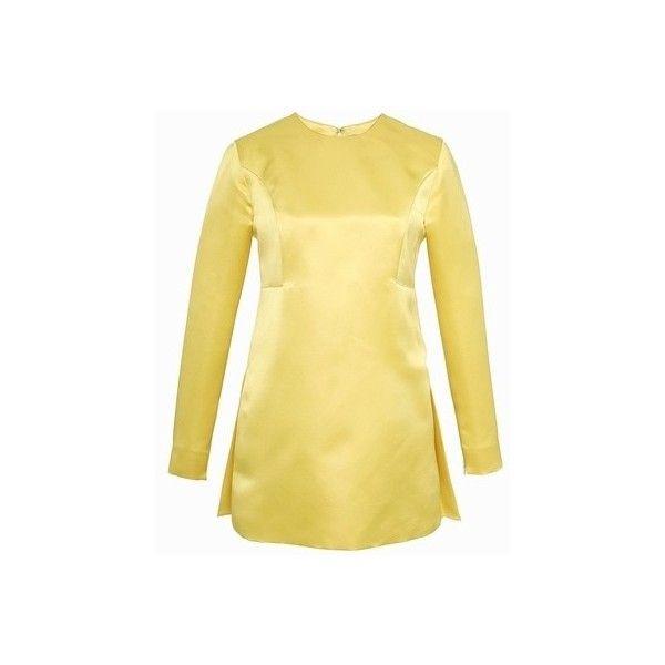 Katie Ermilio featuring polyvore fashion clothing tops zip top zipper peplum top zipper top long sleeve ruffle top beige peplum top