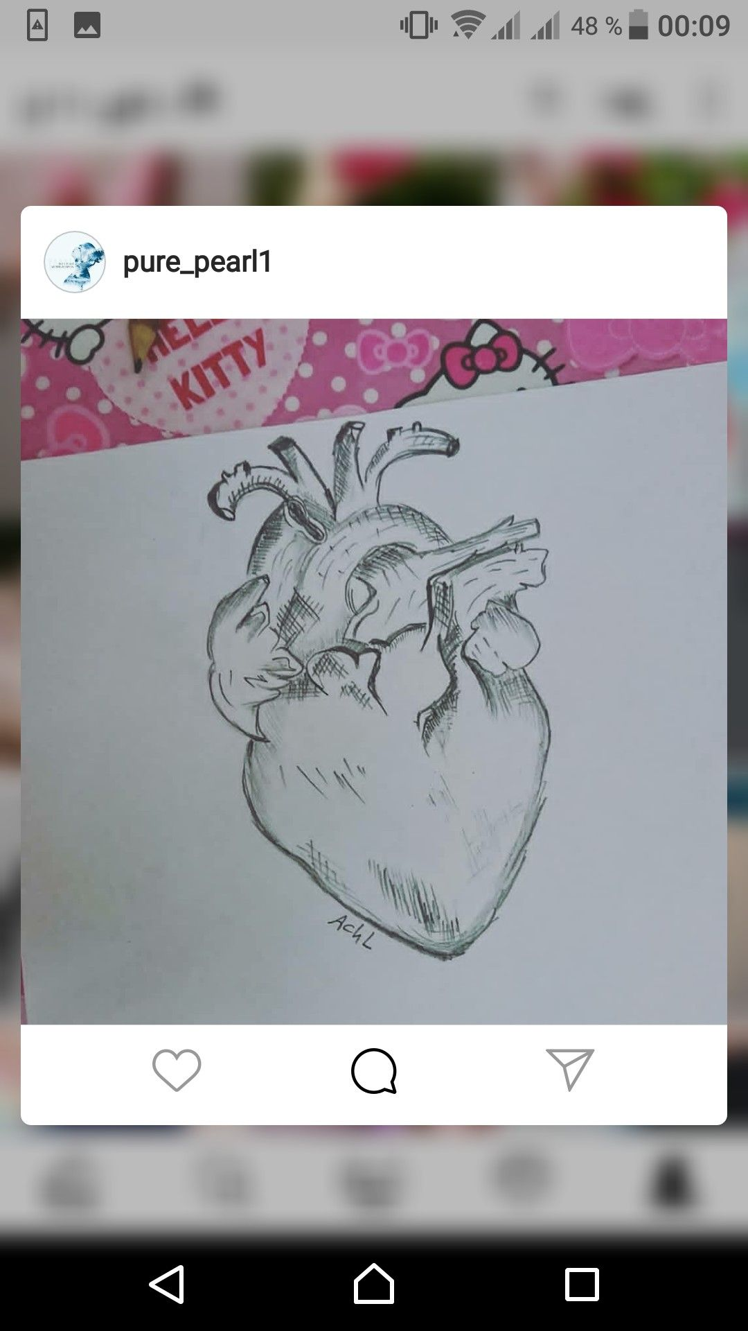 Coeur Dessin 3d Draw Dessin Love Art Pencil Heart Coeur Anatomy Workart