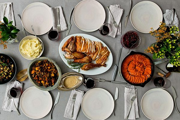 Thanksgiving Recipes - NYT Cooking