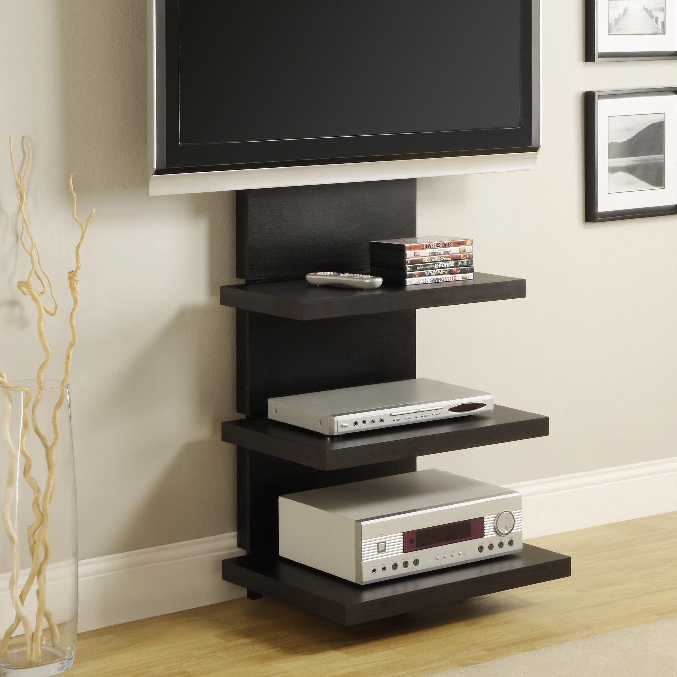small tv next to wood stove secret ravine wall mount tv stand rh pinterest com
