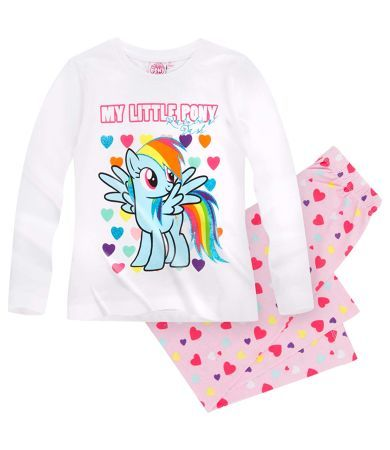 3de5c762a4e My Little Pony Pyjama fuchsia