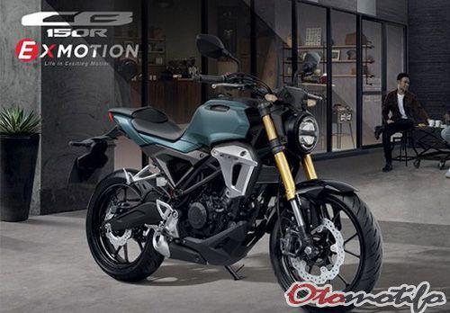 Harga Honda Cb150r Exmotion 2020 Spesifikasi Review Gambar