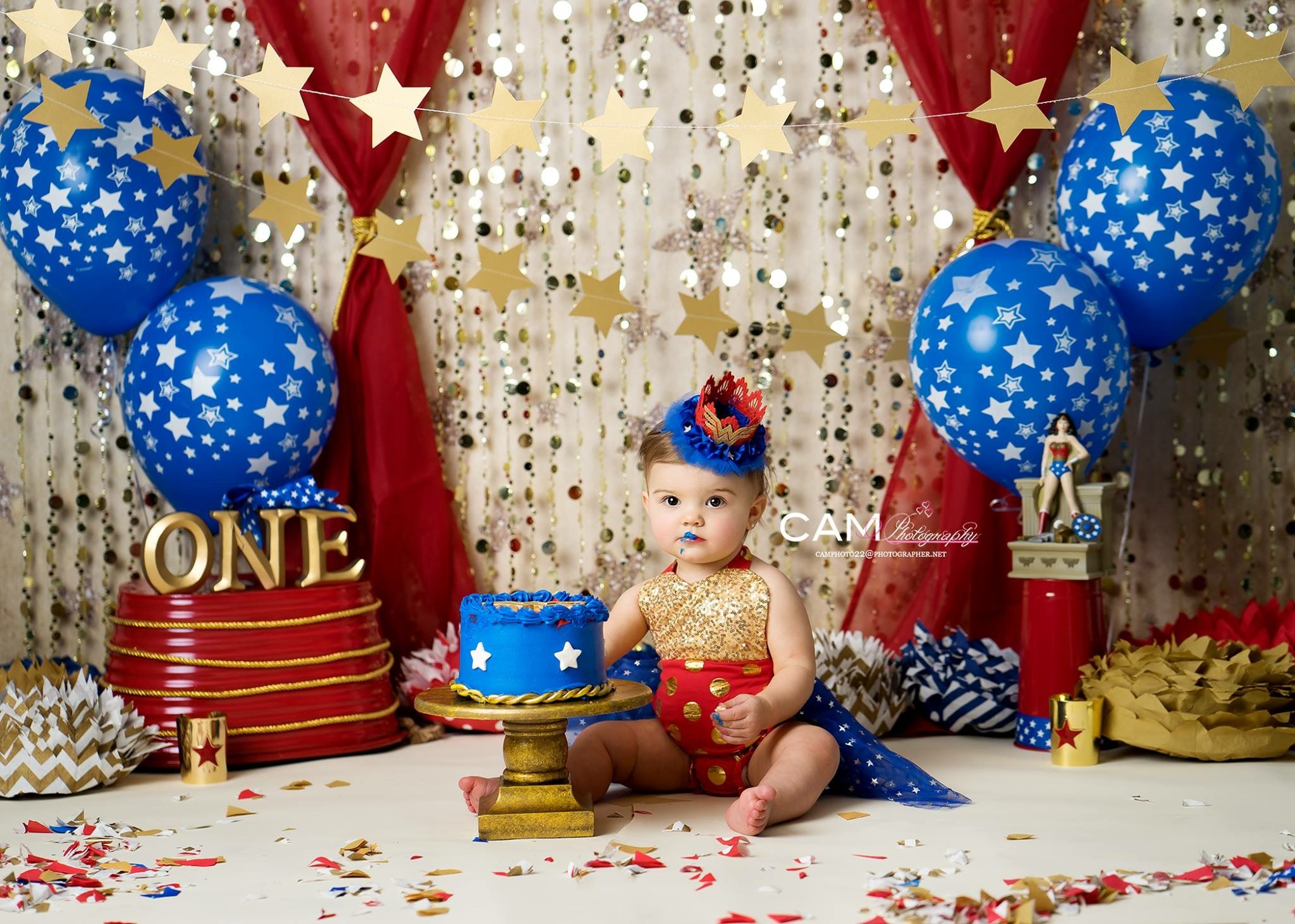 If I Ever Have A Girl Woman First Birthday Cake Smash Photo Theme Ideas Girl Messy Woman Birthday Party Baby Girl Birthday Baby Girl 1st Birthday