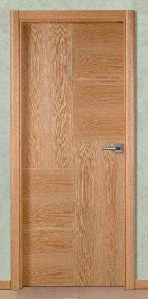 modelo Moderna LHT Puertas Pinterest Moderno, Modelo y Puertas - puertas interiores modernas