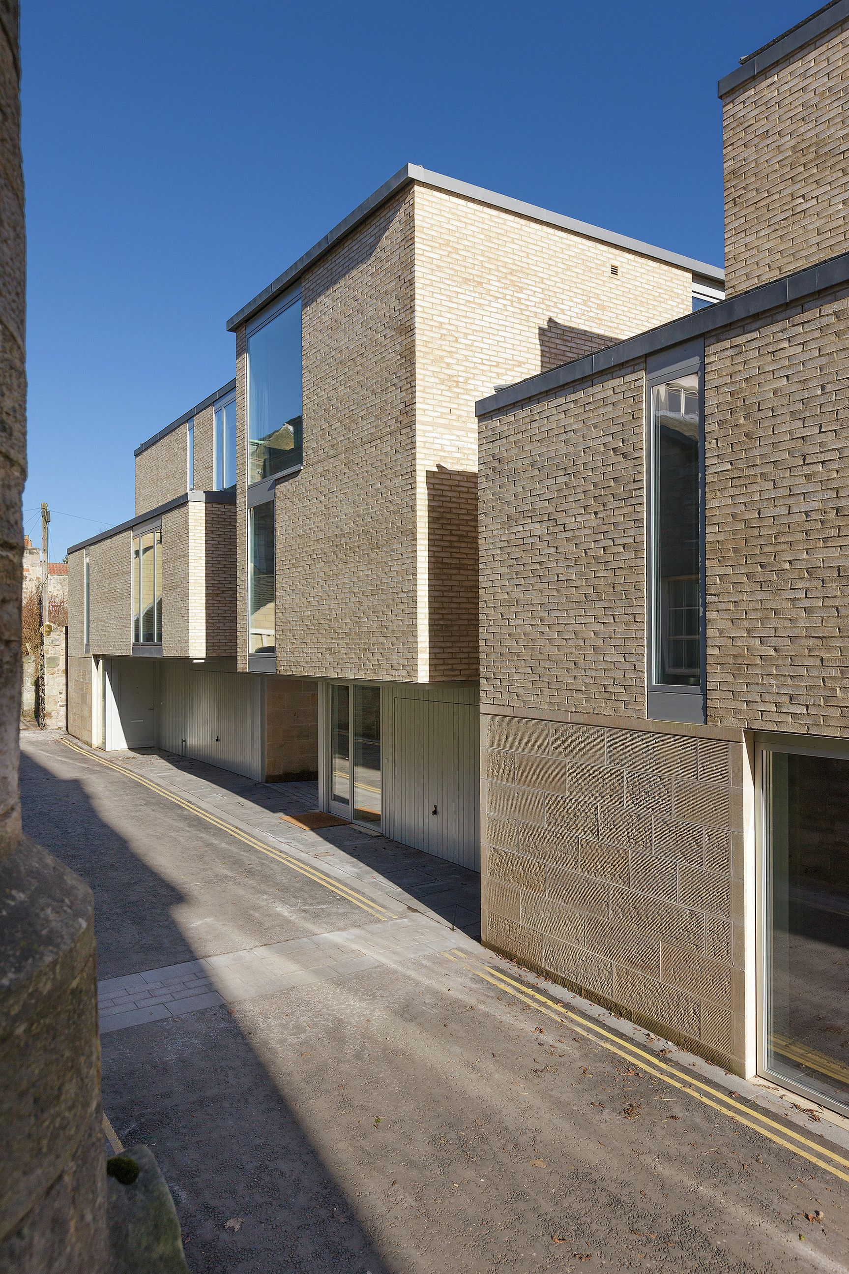 Modern Architecture Scotland sutherland hussey architects' wins award for best building in