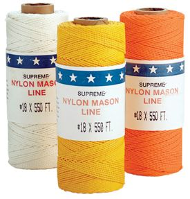 Braided Mason Line High Quality Braided Twine Will Not Unravel After Multiple Uses Sold By The Case In 48 24 Or 12 Pack A Things To Sell Twine Twist