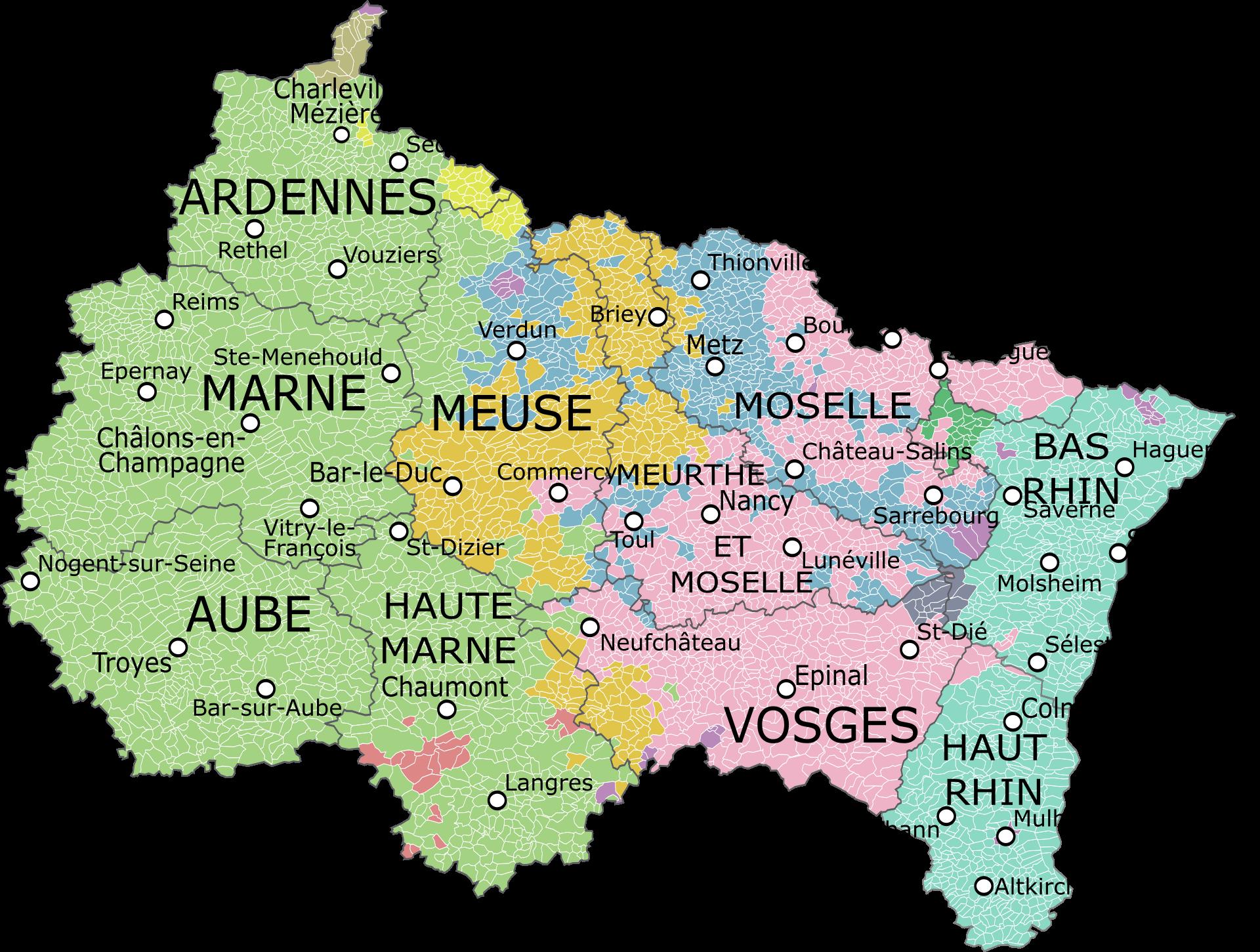 Alsace Champagne Ardenne Lorraine Champagne Ardenne Lorraine Alsace