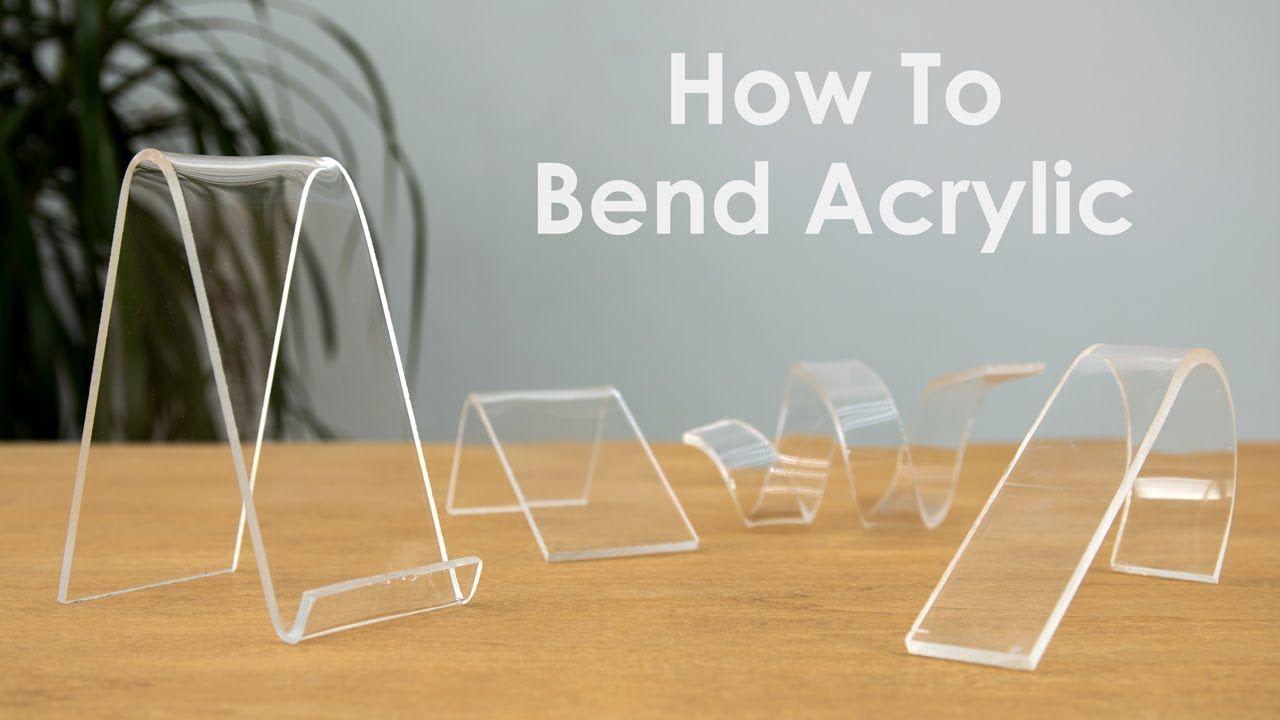 How To Bend Acrylic And Make Amazing Shapes Acrylic Furniture Acrylic Acrylic Sheets
