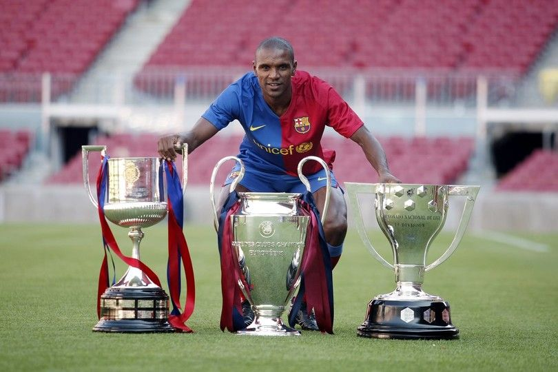 Image result for eric abidal barcelona