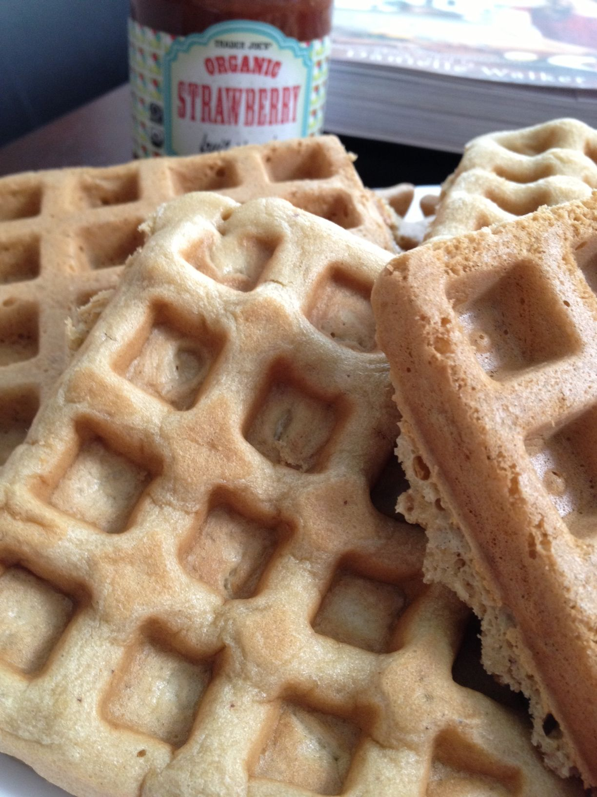 Grain-free waffles from Against All Grain. So delicious on ...