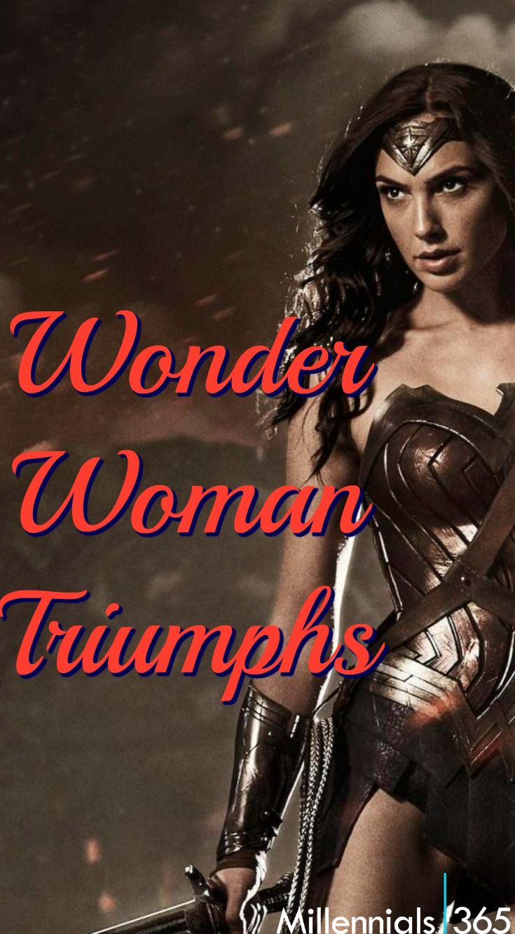 After 76 years, Wonder Woman hits the big screen and she hits Hollywood in a big way.