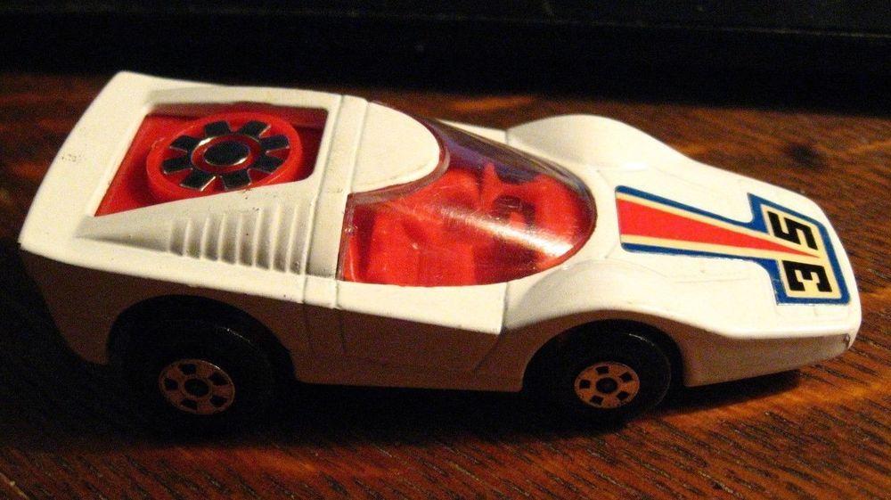 Matchbox Vintage Rolamatics Fandango Car 1975 Lesney