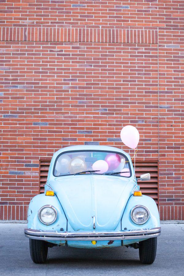 birthday balloon bombing a car | Car bomb, Cars and Vw