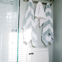 Tiek Built Homes Bathrooms Train Rack Towel Bathroom Over Toilet Above Spa Like