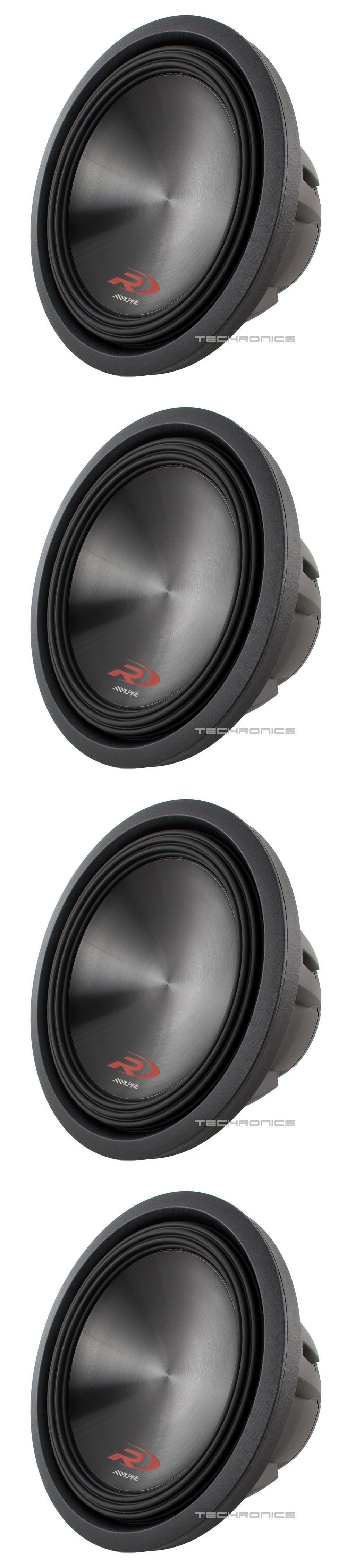 Soundstream T5 122 Tarantula T5 2000 Watts 12 Dual 2 Ohm Car Audio Subwoofer