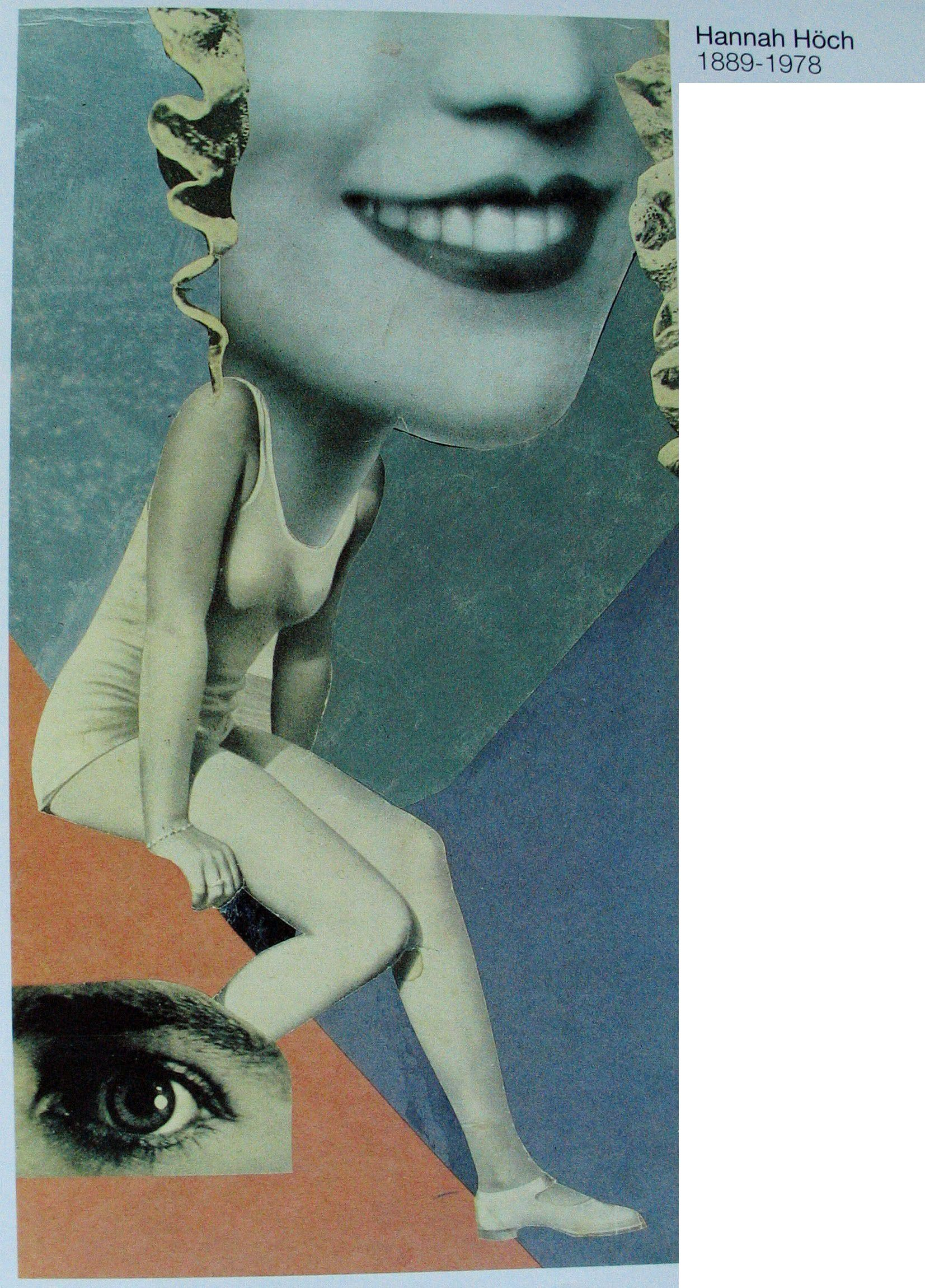 Hannah Hoch | Creativeness | Pinterest | Collage
