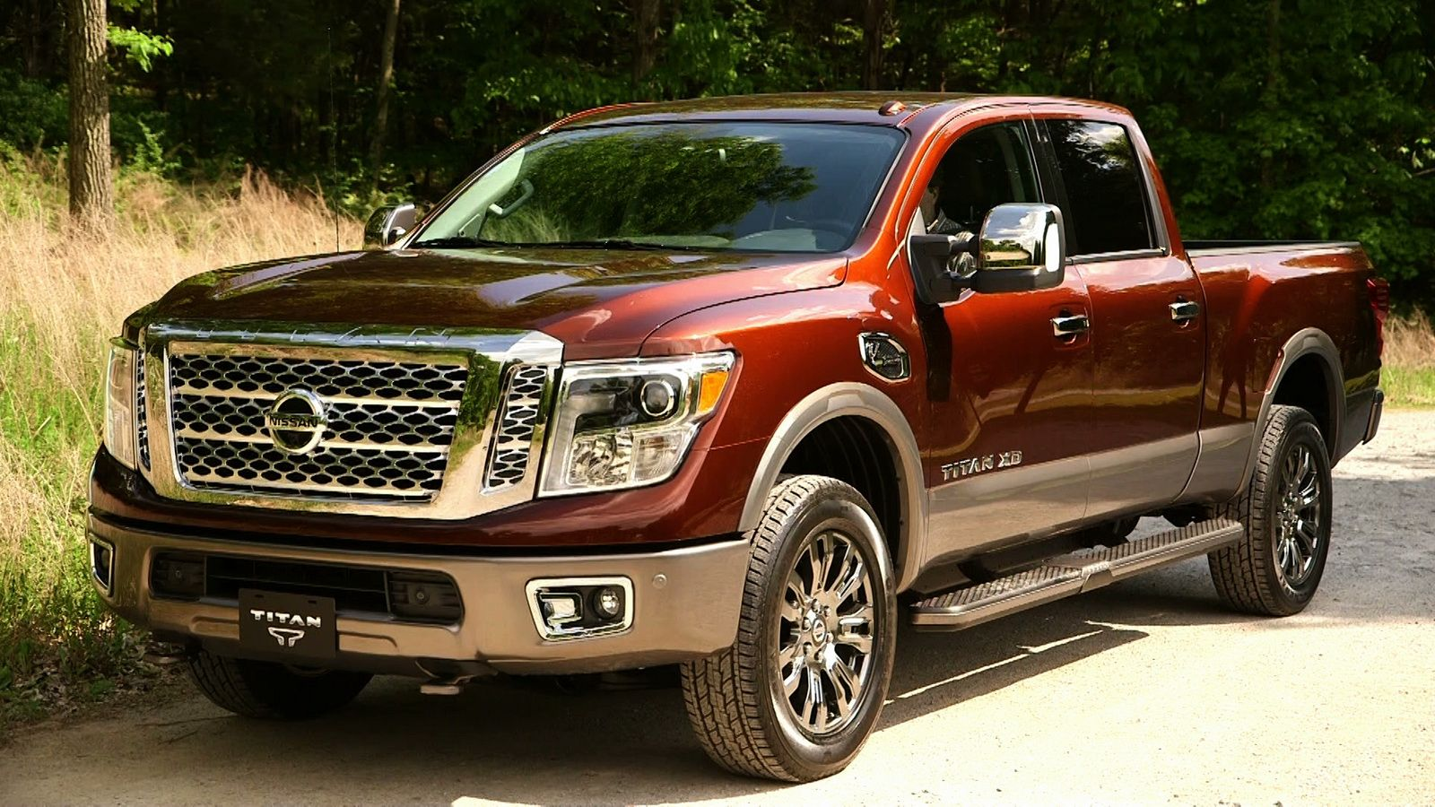 nissan and cummins talk about how good the 2016 titan xd 39 s diesel engine is camperportal. Black Bedroom Furniture Sets. Home Design Ideas