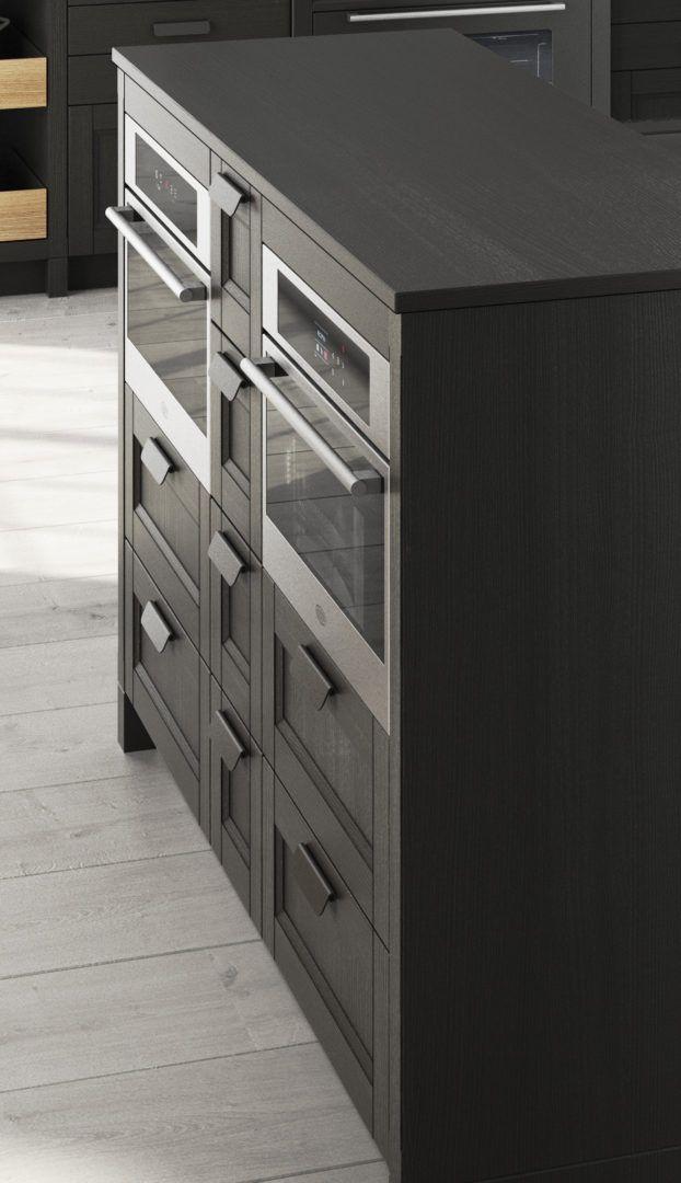 Bauformat küchen cambridge s 550 fg 249 und cambridge s 550 fg 254 grau in grau