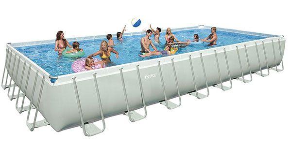 Intex Ultra Frame Pool Set 28375EH Luxury Goods Pinterest