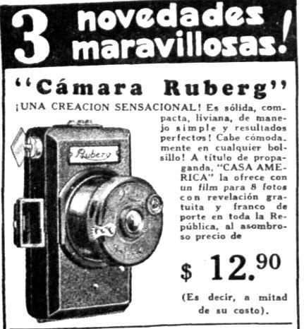 Argentina, 1932.