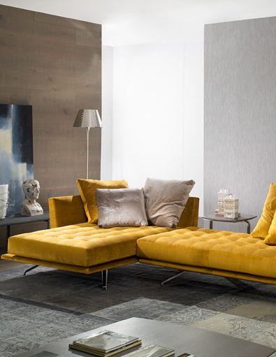 casadesus marlow seating system modern furniture vancouver | miriam