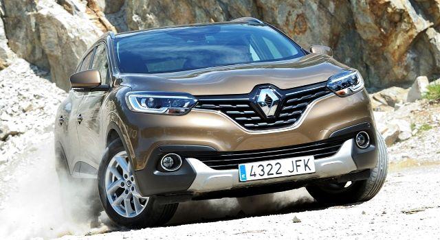Renault Kadjar Dci 130 4x2 Zen Facil De Conducir E Ideal Para Uso Familiar Ecomotor Es Familia