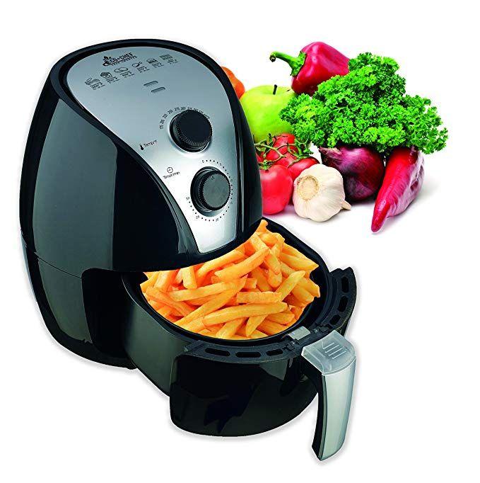 Eco+Chef 2.5QT 1300W Multi Functional & Versatile Air ...