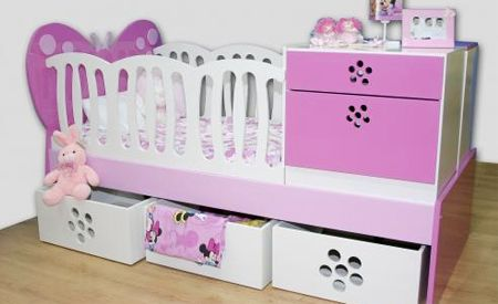 Pin En Nursery And Bed