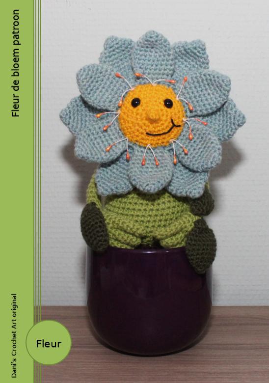 Fleur patroon frontpage