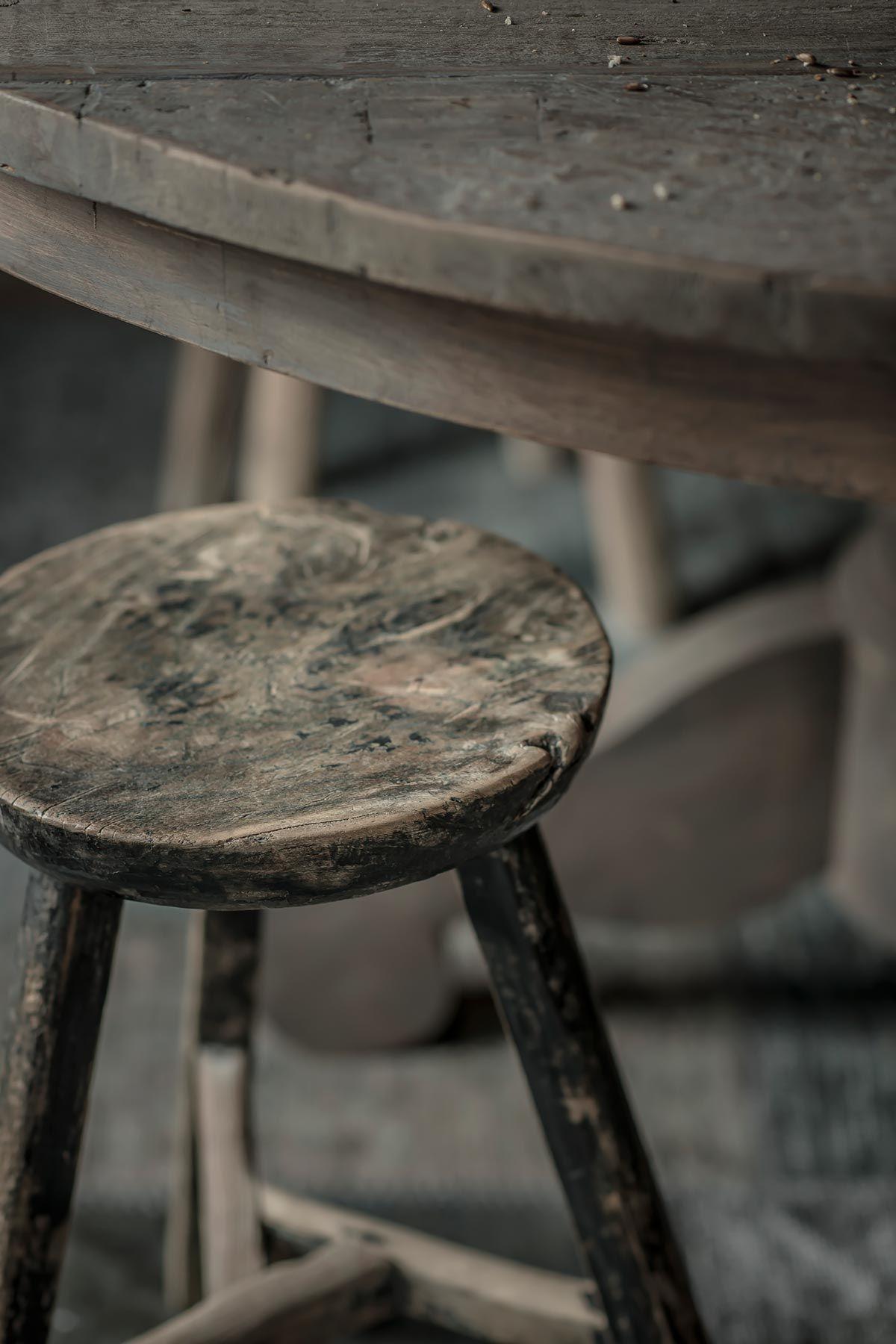 hoffz krukje oud hout  wwwtwoonhuisnl  Oud hout