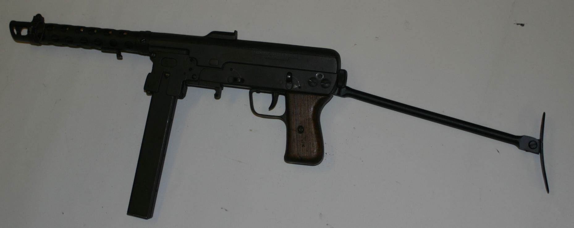 Pin On Sub Machine Guns Early