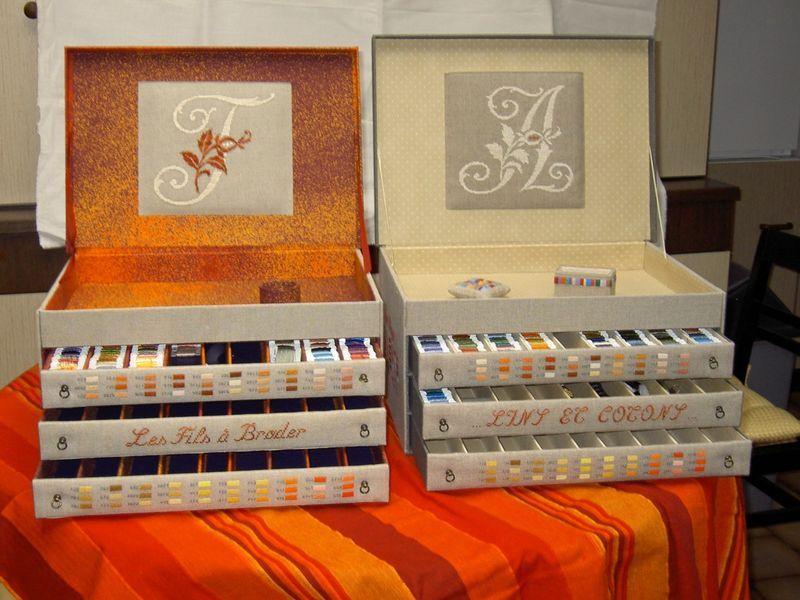 Epingle Par Danielle Correia Modesto Sur Cardboard Crafts Cartonnage Boite En Tissu Activite Manuelle