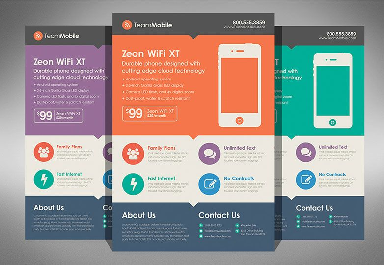 The Ultimate Guide To Flat Design  Flat Design Brochures And
