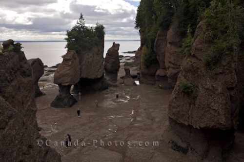 Hopewell Rocks, Fundy National Park - - love this place - - went here as a young teen