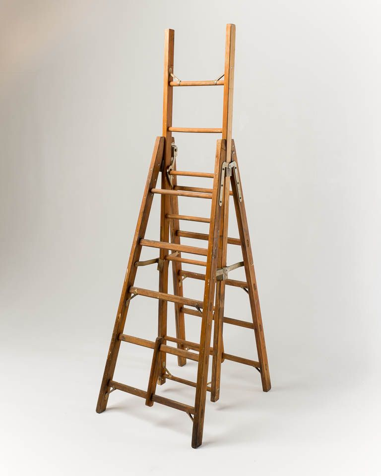 explore acme studio a frame and more wooden afram ladder - Wooden A Frame Ladder