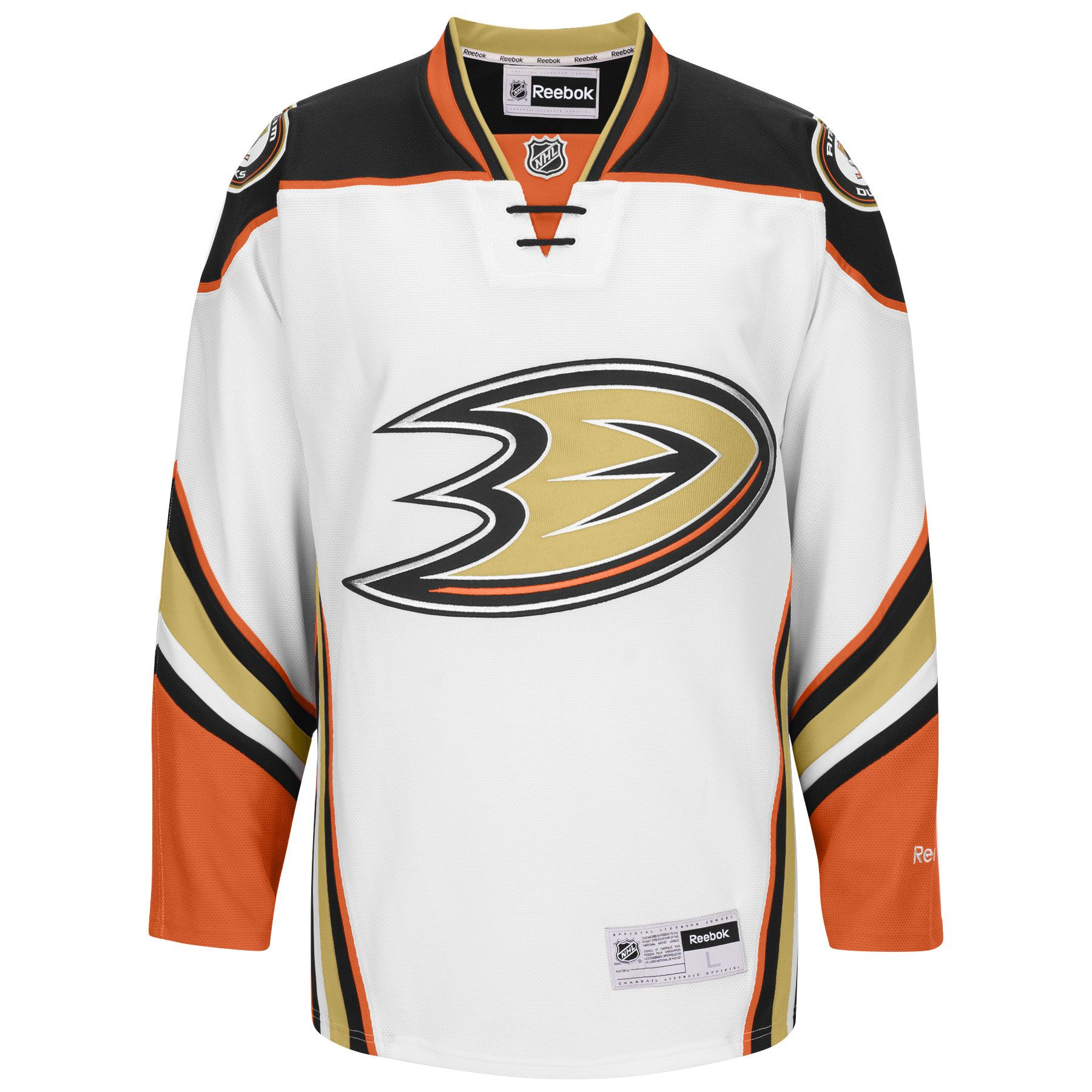 Anaheim Ducks Official NHL Store | IceJerseys. Nhl Hockey JerseysAnaheim  DucksReebokLocker ...
