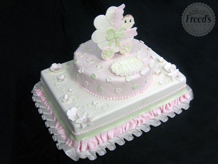 Baby Shower Cakes Freeds Bakery Las Vegas Cake IdeasBaby