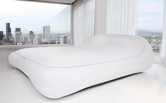 Dekoration Zip Bed- ein futuristisches Designer Bett mit ...