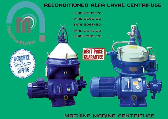 Reconditioned-Alfa-Laval-MAB-204S,-MAB-205S,-MAB-206S,-MAB-207S,-MAB-209S,-Mineral-Oil-Purifier-Separator www.machinemarinecentrifuge.com