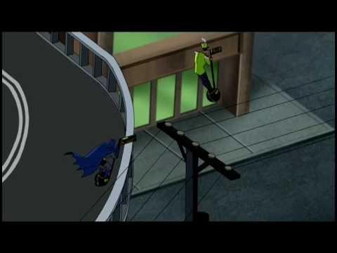 Batman The Brave The Bold Drives Us Bats Music Video Brave