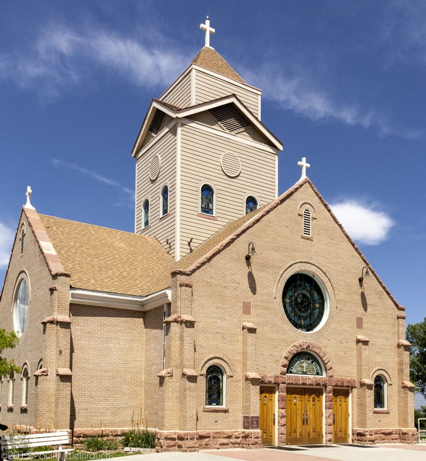 Such A Beautiful Church To Get Married At.The Sacred Heart