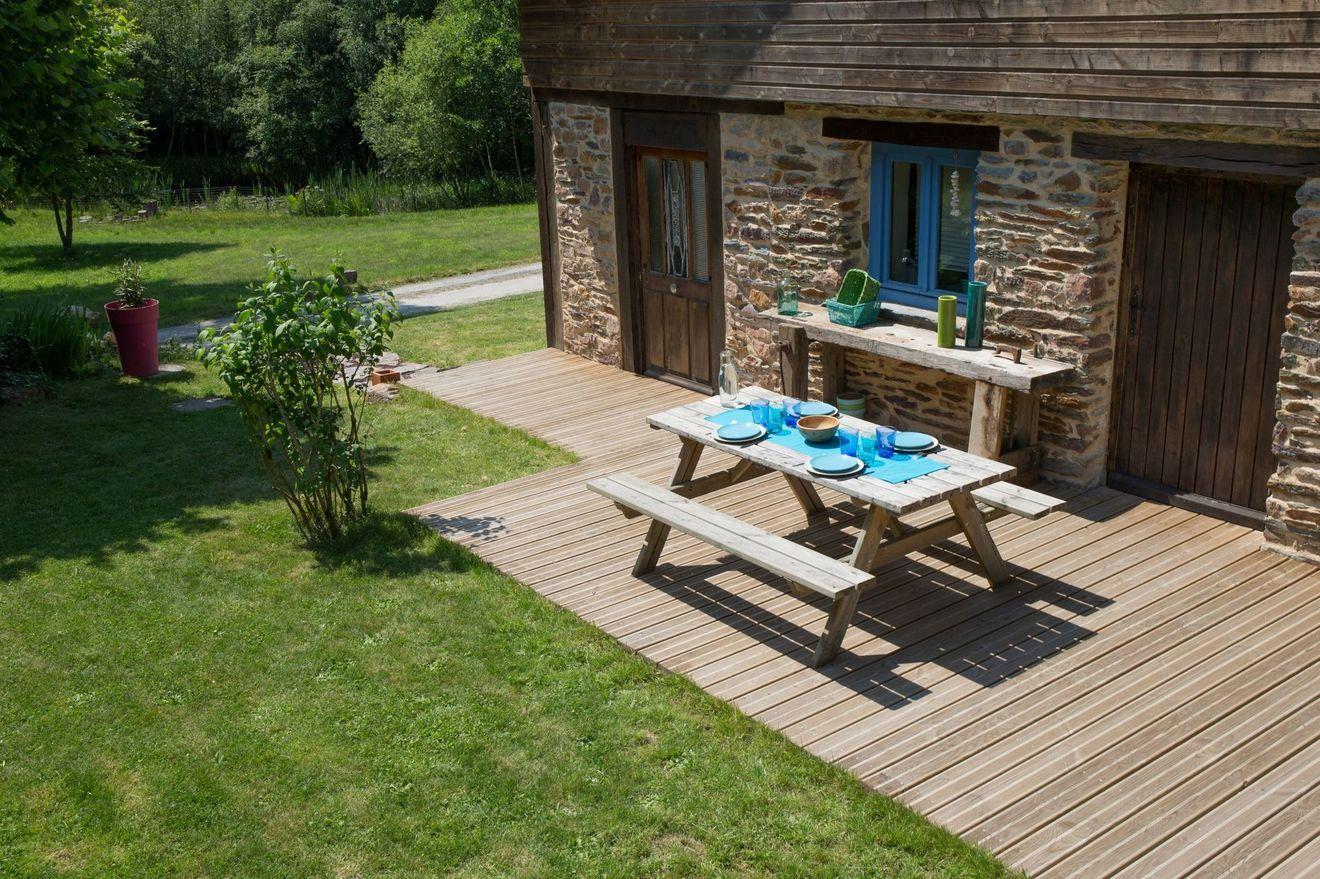 Terrasse En Palette Duree De Vie terrasse bois : 15 belles photos de terrasses en bois