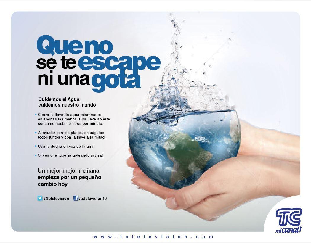 Marzo 22 Dia Mundial Del Cuidado Del Agua Rse Social Ads Education School