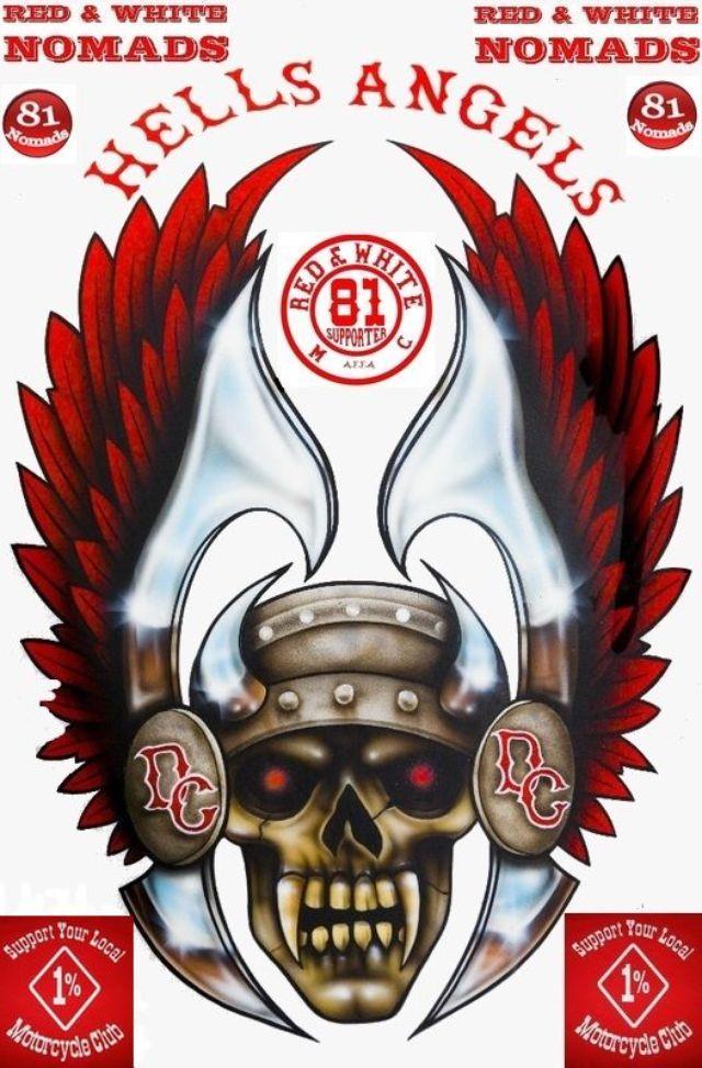 Support 81 Worldwide - HAMC - Hells Angels never Die … | 81
