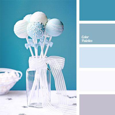 Cyan Color Palettes