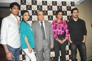 team of Student of the year in stardust awards